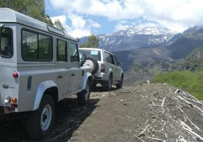 Agenzia/operatore Turistico Sicily Offroad  Etna Jeep Tour